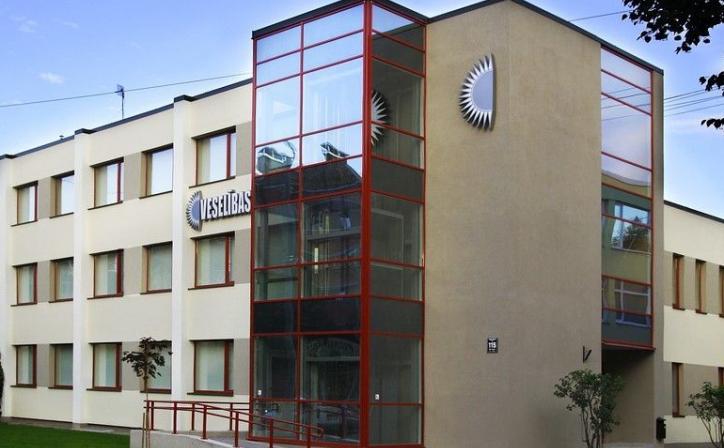 Балтийская клиника вен, Латвия, Рига - вид 1