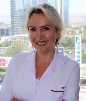 Больница Memorial Ankara, Дерматовенеролог - Дерматология - Ela Negris Eroglu