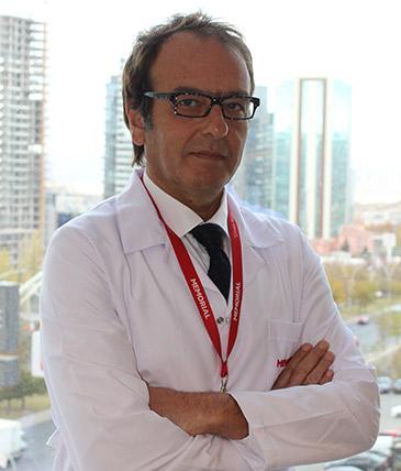 Больница Memorial Ankara, Гастроэнтеролог - Гастроэнтерология - Hakan Bozkaya