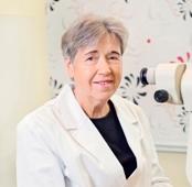 Латвийско Американский глазной центр (LAAC), Хирург-офтальмолог - Офтальмология - Мария Круминя