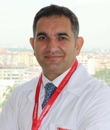Больница Memorial Ankara, Оториноларинголог - Оториноларингология и хирургия головы и шеи - Ümit Tuncel
