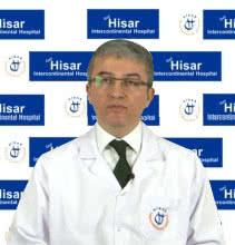 Hisar Intercontinental Hospital, Профессор - Реконструктивная медицина - Aydın Gozu
