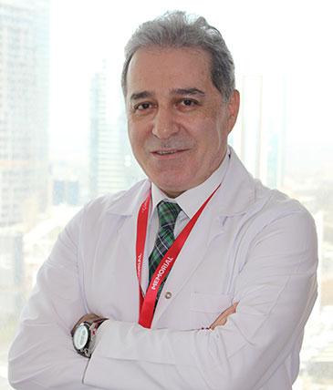 Больница Memorial Ankara, Профессор, пульмонолог - Центр лечения расстройств сна - Metin Ozkan