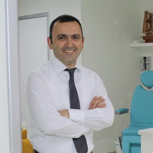 Hisar Intercontinental Hospital, Профессор - Отоларингология - Seyhan Alkan