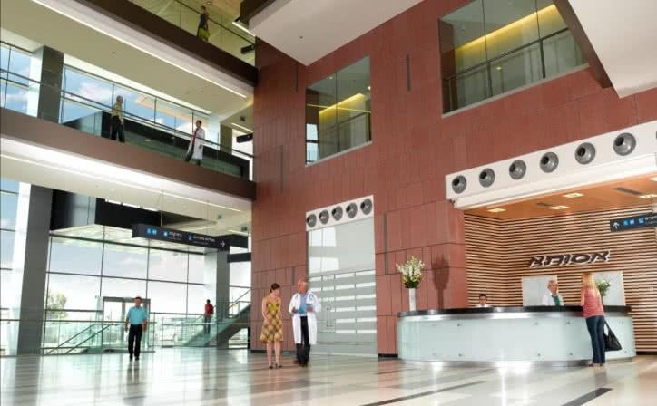 Медицинский центр «Асаф Ха-Рофэ», Израиль, Тель-Авив - вид 2