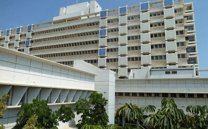 Государственная больница Эдит Вольфсон, Израиль, Холон - вид 1