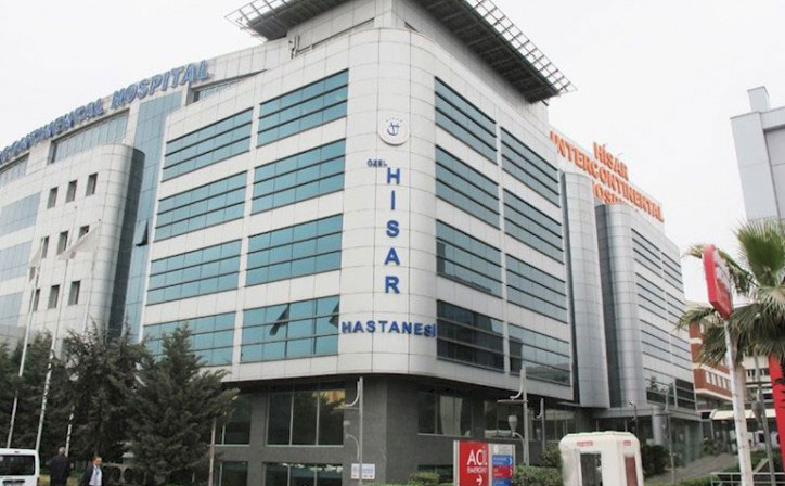 Hisar Intercontinental Hospital, Турция, Стамбул - вид 1