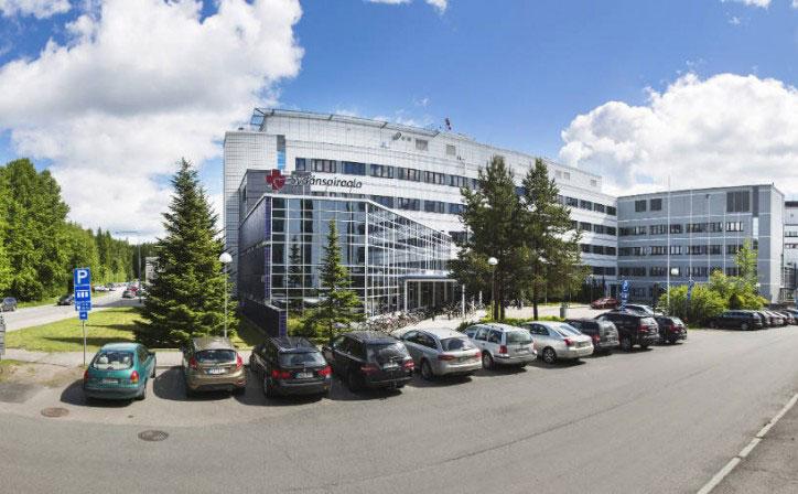 Кардиологическая клиника Heart Hospital, Финляндия, Тампере - вид 1