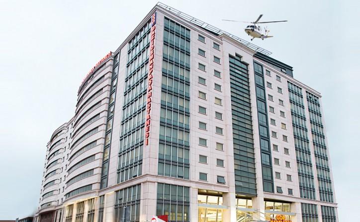 Больница Газиосманпаша, Турция, Стамбул - вид 1