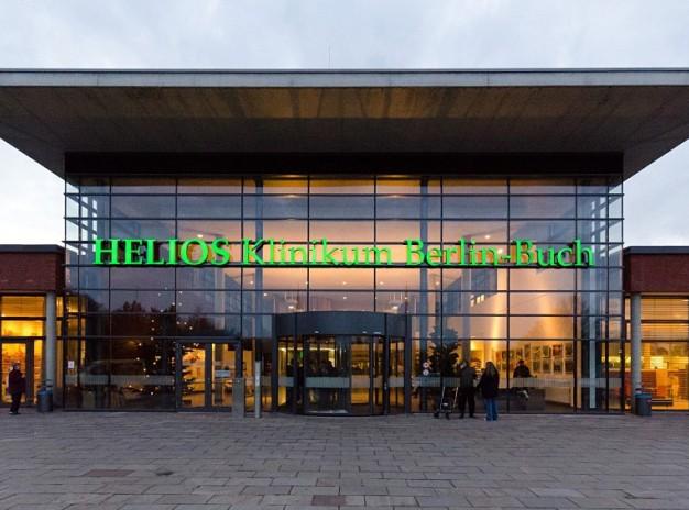 Клиника HELIOS БЕРЛИН-БУХ