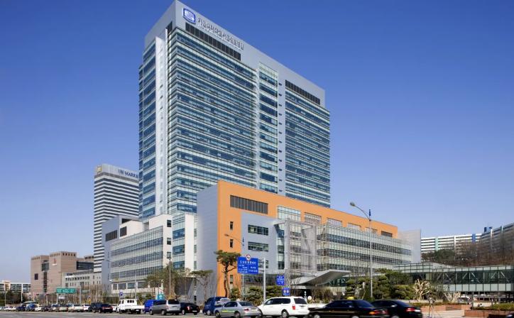Клиника святой Марии (Seoul St. Mary's Hospital), Южная Корея, Сеул - вид 1