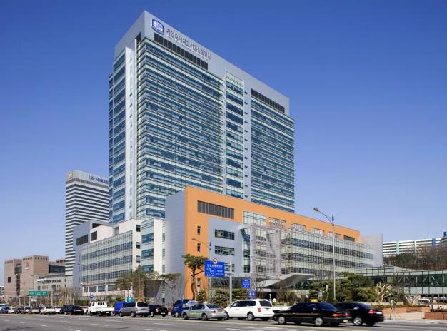 Клиника святой Марии (Seoul St. Mary's Hospital)