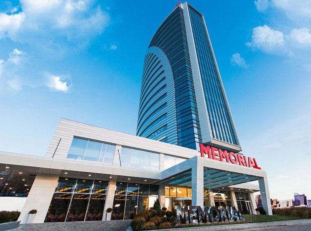 Больница Memorial Ankara