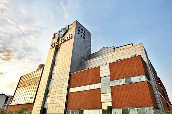 Miz Medi Hospital, Южная Корея, Сеул - вид 1