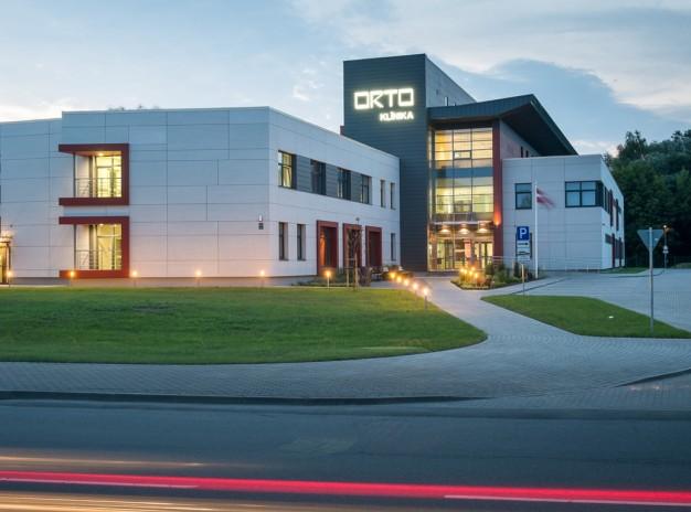 Ортопедическая клиника ORTO