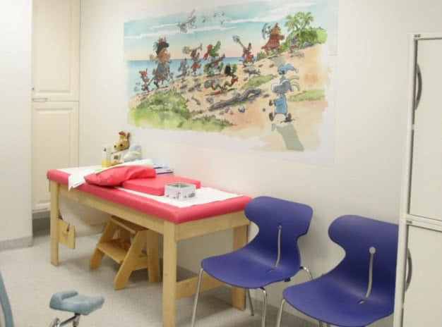 Педиатрический центр  «Пикку Ятти»