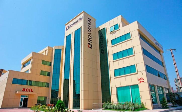 Центр физиотерапии и реабилитации Romatem, Турция, Стамбул - вид 1