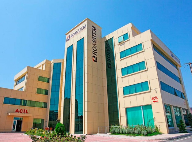 Центр физиотерапии и реабилитации Romatem