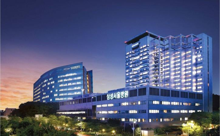 Samsung Medical Center, Южная Корея, Сеул - вид 1