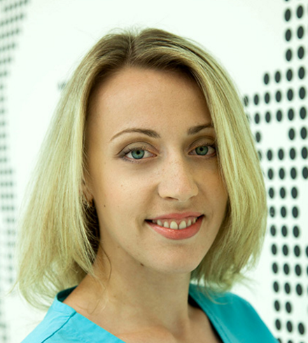 Стоматология Expir, Асистент стоматолога - Духота Наталия