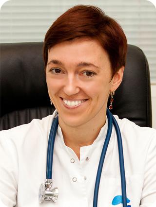 Центр диагностической медицины EUROLAB, Доктор кардиолог высшей категории, терапевт - Голод Марианна Васильевна