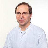 Клиника Миттельбаден, Главный врач - Майкл Гепфрих