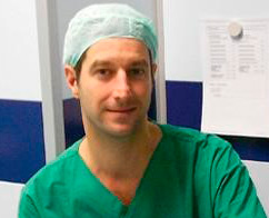 Клиника Интербалкан, Хирург-уролог - Ламбанарис Георгиос