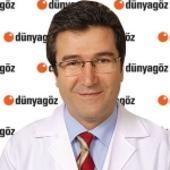 Группа офтальмологических клиник DUNYAGOZ, Медицинский директор - Kazim Devranoglu