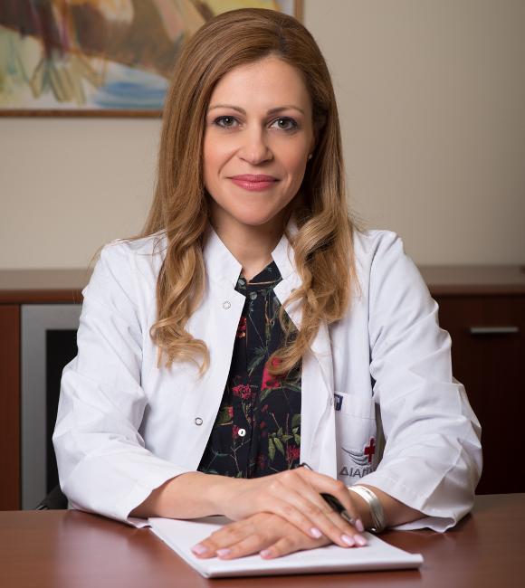 Клиника «Диапласи», Психолог-психотерапевт - Рубу Василики