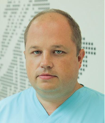 Стоматология Expir, Стоматолог-ортопед, директор - Борзаковский Сергей