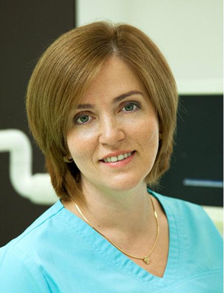 Стоматология Expir, Стоматолог-терапевт - Борзаковская Оксана