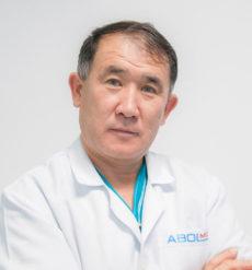 Национальный научный медицинский центр, Врач-хирург - Ельчибаев Бердыбек Мырзагалиевич