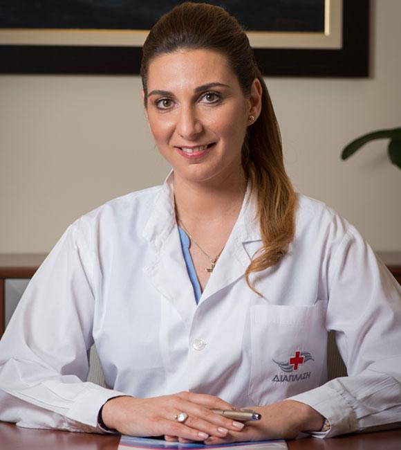 Клиника «Диапласи», Врач-специалист физической медицины и реабилитации - Каравасили Александра