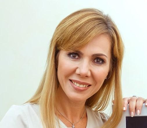 Клиника пластической хирургии «GRACE», Заведующая департаментом гинекологии в «GRACE», врач-гинеколог высшей категории - Татьяна Шевчук