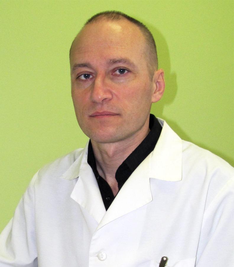Могилевский областной онкологический диспансер, Заведующий отделением врач-онколог высшей категории - Подберезский П.В.