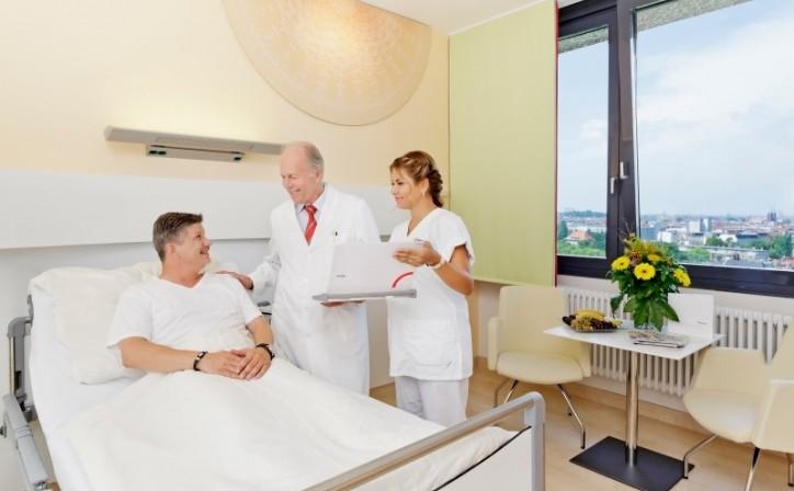 Клиника Vivantes, Главная, Германия - вид 5