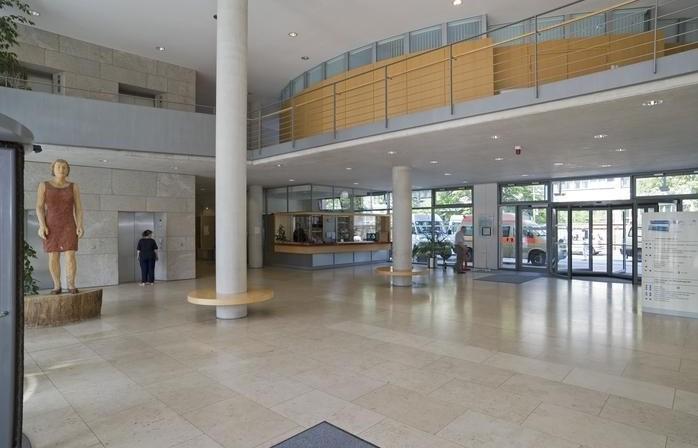 Клиника Vivantes, Главная, Германия - вид 2