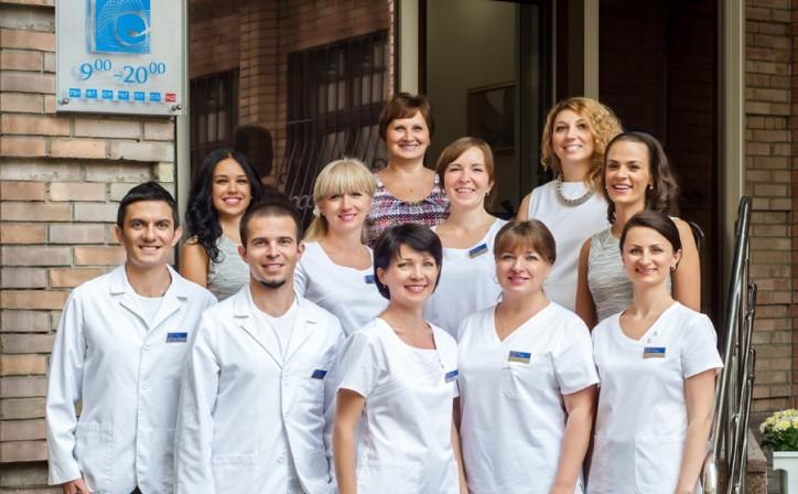 Клиника эстетической стоматологии, Украина, Киев - вид 1
