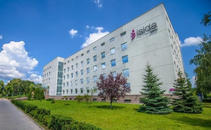Клиника ISIDA, Украина, Киев - вид 1