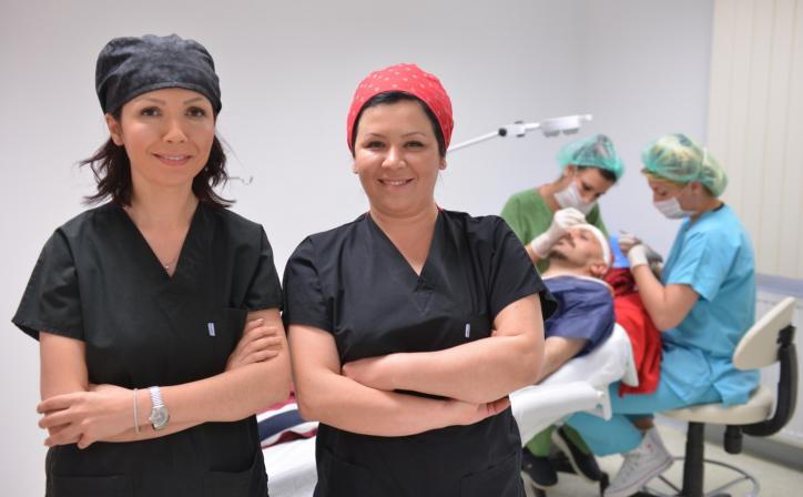 "Клиника ""Istanbul Hair Center"", Турция, Стамбул - вид 1"