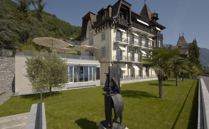 Laclinic, Швейцария, Монтрё - вид 1
