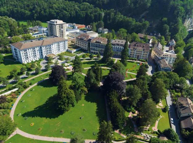 Медицинский центр Grand Resort Bad Ragaz