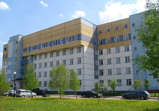 Могилевский областной онкологический диспансер, Беларусь, Могилев - вид 1