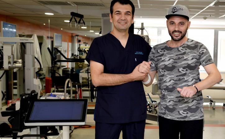Реабилитация за рубежом: в клинике Memorial Шишли вылечили человека от кровоизлияния в мозге, Главная, Статьи