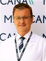 Доктор медицинских наук, профессор - Отоларингология, хирургия, онкология - Prof. AHMET BEDRI ÖZER (Мехмет Бедри Озер)