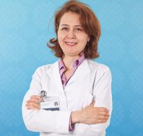 Профессор - Неврология, эпилептология - Prof. Dr. EBRU ERBAYAT (Эбру Эрбаят)
