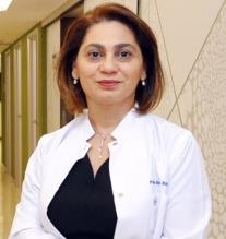 Профессор - Радиационная онкология - Prof. Esra KAYTAN SAĞLAM (Эсра Кайтан)