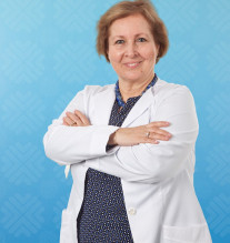 Доктор медицинских наук, профессор - Гематология, онкология - Prof. FATMA DENIZ SARGIN (Дениз Саргин)