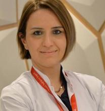 Профессор - Детская онкология, гематология - Prof. Müge Gökçe (Мюге Гёкче)