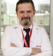 Профессор - Отоларингология, хирургия - Prof. Sami KATIRCIOĞLU (Сами Катирчойлу)